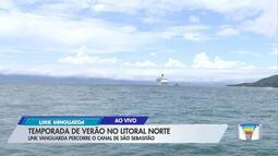 Cidades do litoral esperam receber milhares de turistas no verão