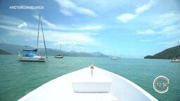 Roteiro Vanguarda mostra as belezas da ilha do Prumirim em Ubatuba