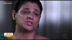 Série 'Gente de Fé' mostra história de Luciana e Ricardo, que salvaram a vida do filho