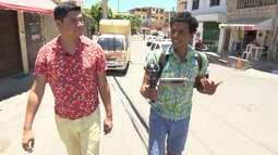 'Vumbora': Em Pituaçu, ONG Bumbá desenvolve oficinas de arte e produção cultural