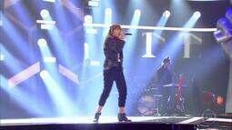 Giovana Aguilera canta 'Believer' nas Audições às Cegas