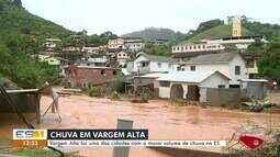 Chuva provoca interdições em rodovias Federais