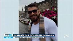 Enterrado corpo de professor morto na Colômbia