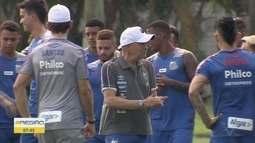 Santos estreia contra o Bragantino pelo campeonato estadual