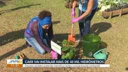 Caer instalará mais de 40 mil hidrômetros em Roraima