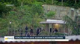 Força-tarefa deve ajudar a desvendar mortes violentas deste início de ano em Manaus