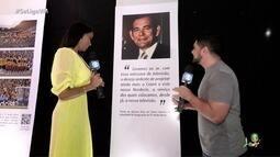Exposição de Homenagem aos 50 anos da TV Verdes Mares