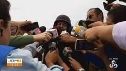 Secretário do AM fala sobre ação policial durante reintegração de posse na Monte Horebe
