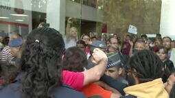 Sessão de votação da PEC da reforma da Previdência tem tumulto e protesto na Alesp