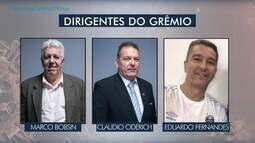 Grêmio tem terceiro caso de dirigente contaminado por coronavírus