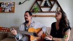Papo virtual: Daniel Viana conversa com a banda Sagrada Medicina
