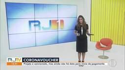 Lei que garante R$ 600 para brasileiros de baixa renda é sancionada
