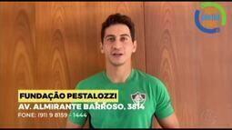 """TV Liberal, Fundação Pestalozzi e líderes comunitários lançam """"Ação Contra a Fome"""""""