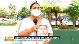 Família faz apelo para encontrar jovem de Maracanaú que está desaparecido