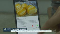 Campanha em Ribeirão Preto incentiva consumidores a comprar de lojistas perto de casa