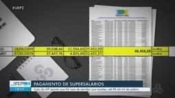 MP aponta cerca de 100 servidores públicos do Amapá recebendo salários acima de R$ 35 mil
