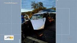 Pai e filho morrem em acidente em Goiânia