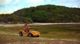 Rota Inter TV - Flor do Caribe com o ator Henri Castelli - 29/08/2020 - Bloco 02