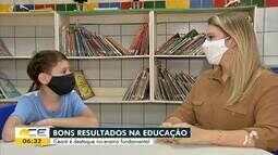 Desempenho de estudantes de escolas públicas do Ceará é destaque no Brasil