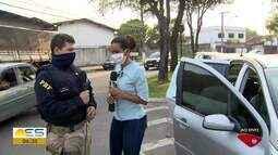 Homem é preso transportando 24 kg de haxixe na BR-101, em Viana, no ES