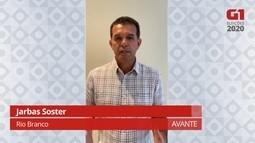 Jarbas Soster, do Avante, fala sobre ramais