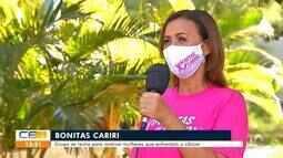 Grupo se reúne para motivar mulheres que enfrentam o câncer