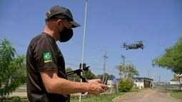 PF vai usar drones para fiscalização de crimes eleitorais