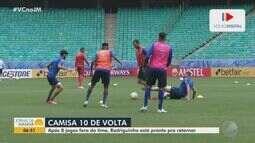 Bahia volta a jogar na Arena Fonte Nova nesta quinta; time enfrenta o Melgar, do Peru