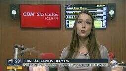 Quadrilha é presa em São Carlos suspeita de tentar lesar aposentado em R$ 200 mil