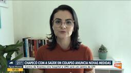 Chapecó anuncia novas medidas no combate a Covid-19