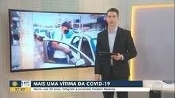 Fotojornalista em MS morre de Covid-19 aos 55 anos