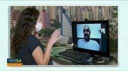 Televisando mostra como é o trabalho dos repórteres durante a pandemia