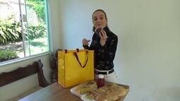 Kits de alimentos servem de opção para celebração em casa