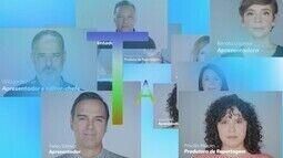 Globo: de talento em talento, a notícia acontece