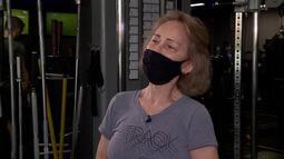 Repórter Mirante mostra os benefícios da atividade física para o corpo e mente