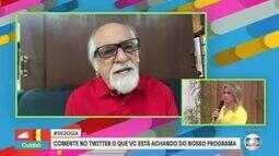 Ary Fontoura conscientiza sobre vacinação no 'Se Joga'
