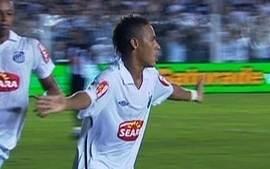 Clipe: Neymar, artilheiro da Copa do Brasil 2010