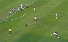 Em 2007, Corinthians faz 2 a 0 sobre Santos pelo Campeonato Brasileiro
