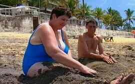 Areia Preta é a praia mais famosa de Guarapari