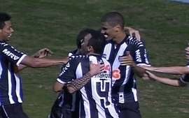 O gol de Ponte Preta 0 x 1 Atltico-MG pela 1 rodada do Brasileiro 2012