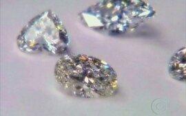 Descubra como os diamantes são lapidados