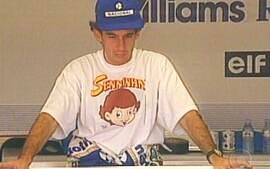 Morte de Ayrton Senna (1994)