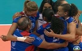 Melhores momentos: Rio de Janeiro 3 x 2 Osasco pela final da Superliga Feminina de Vlei