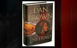 Novo livro de Dan Brown  lanado nos EUA