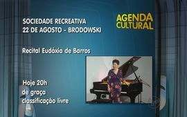 Confira a agenda cultural para esta quarta em Ribeiro, SP