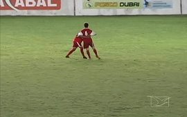 Internacional-MA garante vaga na etapa final Copa Maranho Sub-17