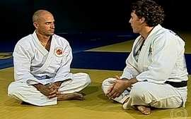 Kelly Slater conversa com Flvio Canto e fala sobre paixo pelo jiu-jitsu