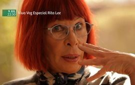 Rita Lee abre a nova temporada do Viva Voz