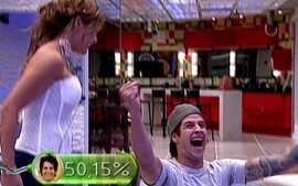 Big Brother Brasil 8: Rafinha vence