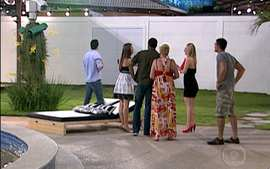 Big Brother Brasil 9: O Muro